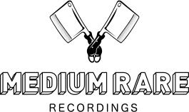 Medium Rare Recordings Official Logo